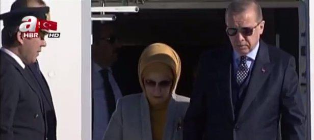 65 yıl sonra bir ilk! Cumhurbaşkanı Erdoğan Atinada