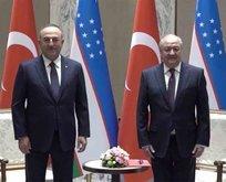 Türkiye ile Özbekistan arasında kritik temas