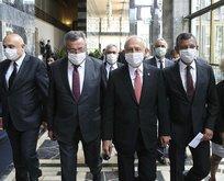 CHP'de koronavirüs alarmı