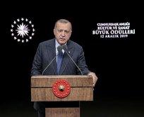 Başkan Erdoğan'dan çok sert Nobel tepkisi!
