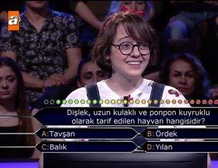 Kim Milyoner Olmak İster? 759. Bölüm tüm soru ve cevapları