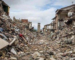 Korkutan deprem için yer gösterdi!