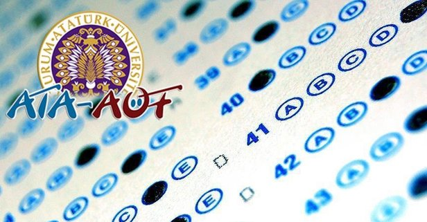 ATA AÖF sınav giriş yerleri ne zaman açıklanacak?