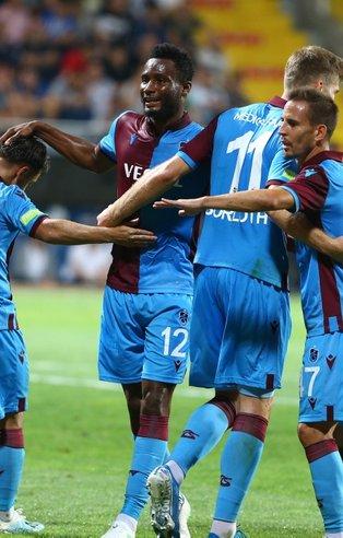Trabzonspor tur için Yunanistan'da! İşte Trabzonspor'un AEK maçı 11'i