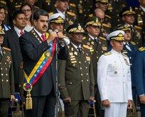 Maduroya suikast girişiminde flaş detay