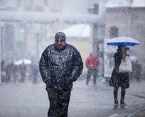 İstanbul'da kar yağışı sürecek mi?