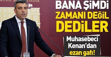 Öztürk Yılmaz'dan Türkçe ezan için yeni açıklama
