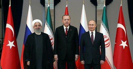 Son dakika: Üçlü liderler zirvesinin yeri değişti
