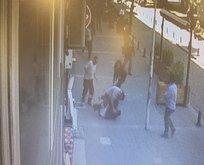 Sokak ortasında karısını döven kişi serbest bırakıldı