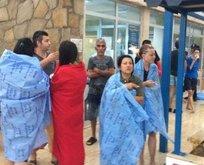 Antalya'da tur teknesi battı! 82 yolcu kurtarıldı