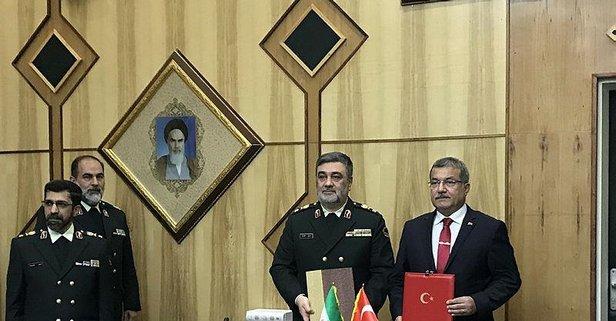 Türkiye-İran mutabakatı imzalandı