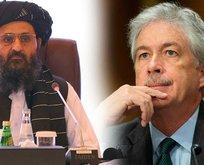 CIA Direktörü ile Taliban lideri görüştü