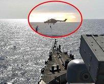 Türk gemisine müdahaleye jet soruşturma