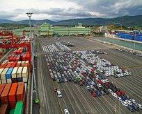 Otomotiv ihracatında eylül rekor ayı oldu
