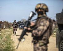 Özel harekat polisleri sınırda!