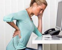 Bel ağrısı yumurtalık kanseri habercisi