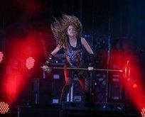 Shakira İstanbulu salladı!