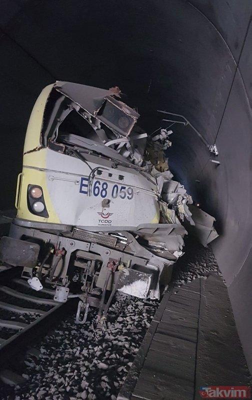 Son dakika: Bilecik'te tren kazası! Ölüler var