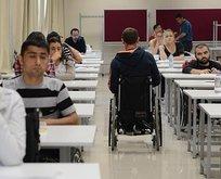 EKPSS engelli memur alımı sınavı ne zaman yapılacak?