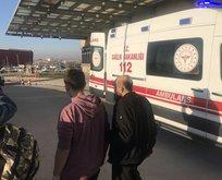 Çorum'da 14 öğrenci hastaneye kaldırıldı