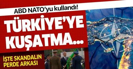 İşte NATO'daki skandalın perde arkası! Türk heyet törene katılmamıştı