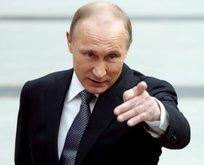 Putin acımadı! 9 generali...