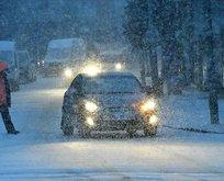 O illere kar ve sağanak uyarısı