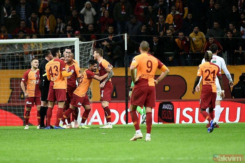 Spor yazarları Galatasaray - Konyaspor maçını yazdı