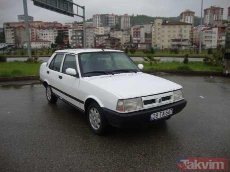 1994 model Şahin'i garajdan çıkardı! Herkes onu almak istiyor