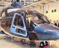 İşte milli helikopterimiz TAI T-625'ten ilk görüntü!