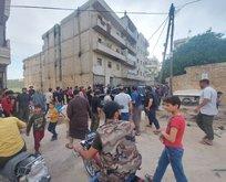 Bölücü terör örgütü PKK/YPG'den bombalı saldırı!