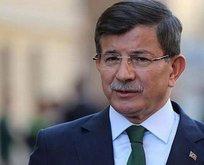 Ahmet Davutoğlu: Darbeci Sisi ile anlaşmalıyız