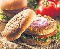 Fasulyeli burger köfte