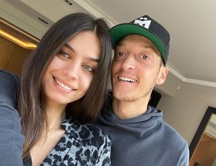 Mesut Özil'in kayınvalidesini görenler şoke oldu! İşte Amine Gülşe'nin annesi...