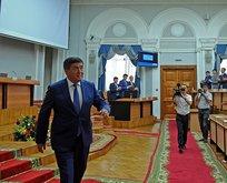 Kırgızistandaki seçimleri bakın kim kazandı!