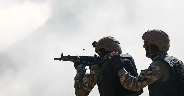 MSB: Irak'ın kuzeyinde PKK'ya çok ağır darbe