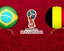 Brezilya - Belçika maçı ne zaman?