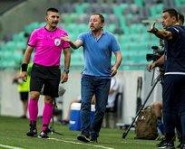 Slovenya'da Fabien Farnolle'e ırkçı saldırı!