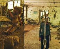 21 yaşındaki Lexie Alford Çernobil'e böyle girdi!