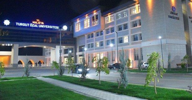 Malatya'daki o üniversite 20 öğretim üyesi alımı yapacak