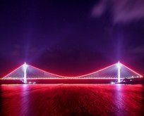 3. Köprü'den muhteşem görüntüler