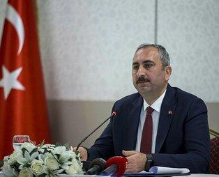 Son dakika: Adalet Bakanı Abdulhamit Gül'den flaş Ayasofya açıklaması