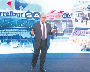Carrefoursa'dan 170 milyon yatırım