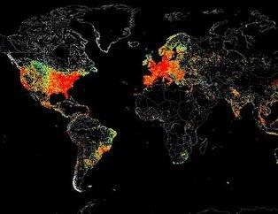ABD ona yanaşamıyor! İşte ülkelerin internet hızları