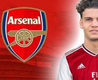 Arsenal'in ilk transferi Omar