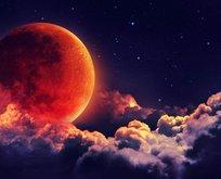 Süper Kanlı Mavi Ay Tutulması nedir, ne zaman yaşanacak?