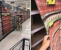 ABD'de gıda krizi!