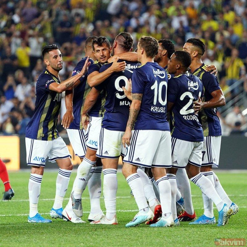 Fenerbahçe'den 5 bomba birden | Fenerbahçe son dakika transfer haberleri