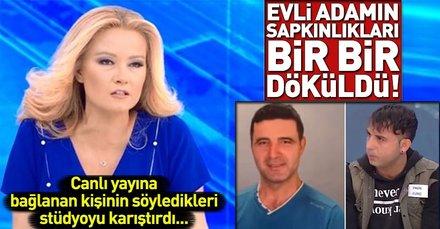 Müge Anlı'da bugün şok gelişme! (17 Ekim) Kayıp Murat Tekin'in erkek sevgilisi olduğu ortaya çıktı!