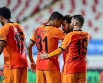Galatasaray'da 4 yıl aradan sonra bir ilk